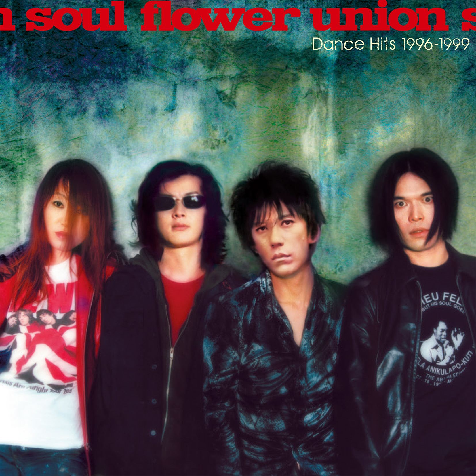 036_SOUL FLOWER UNION「DANCE HITS 1996-1999」
