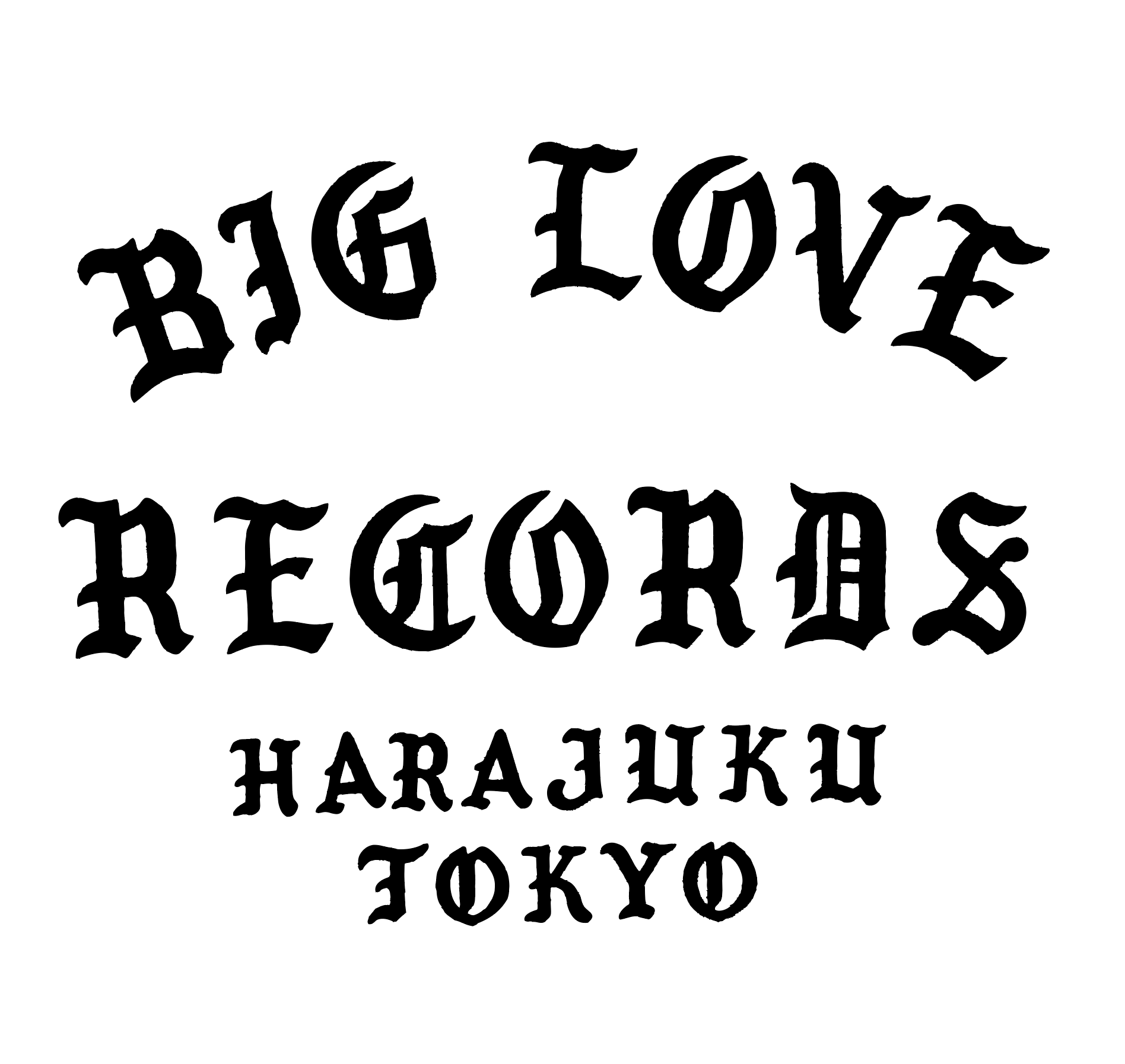 BIG LOVE RECORDS