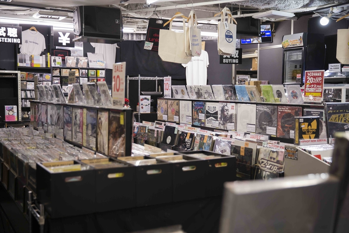 ディスクユニオン渋谷クラブミュージックショップ
