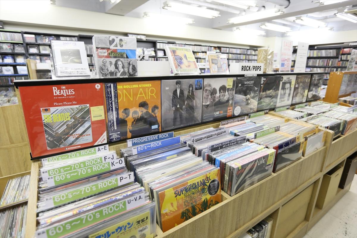 ディスクユニオン横浜西口店