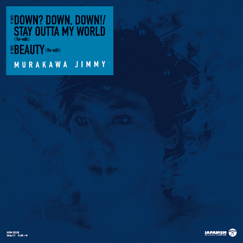 081_村川ジミー	BEAUTY / DOWN?,DOWN,DOWN!