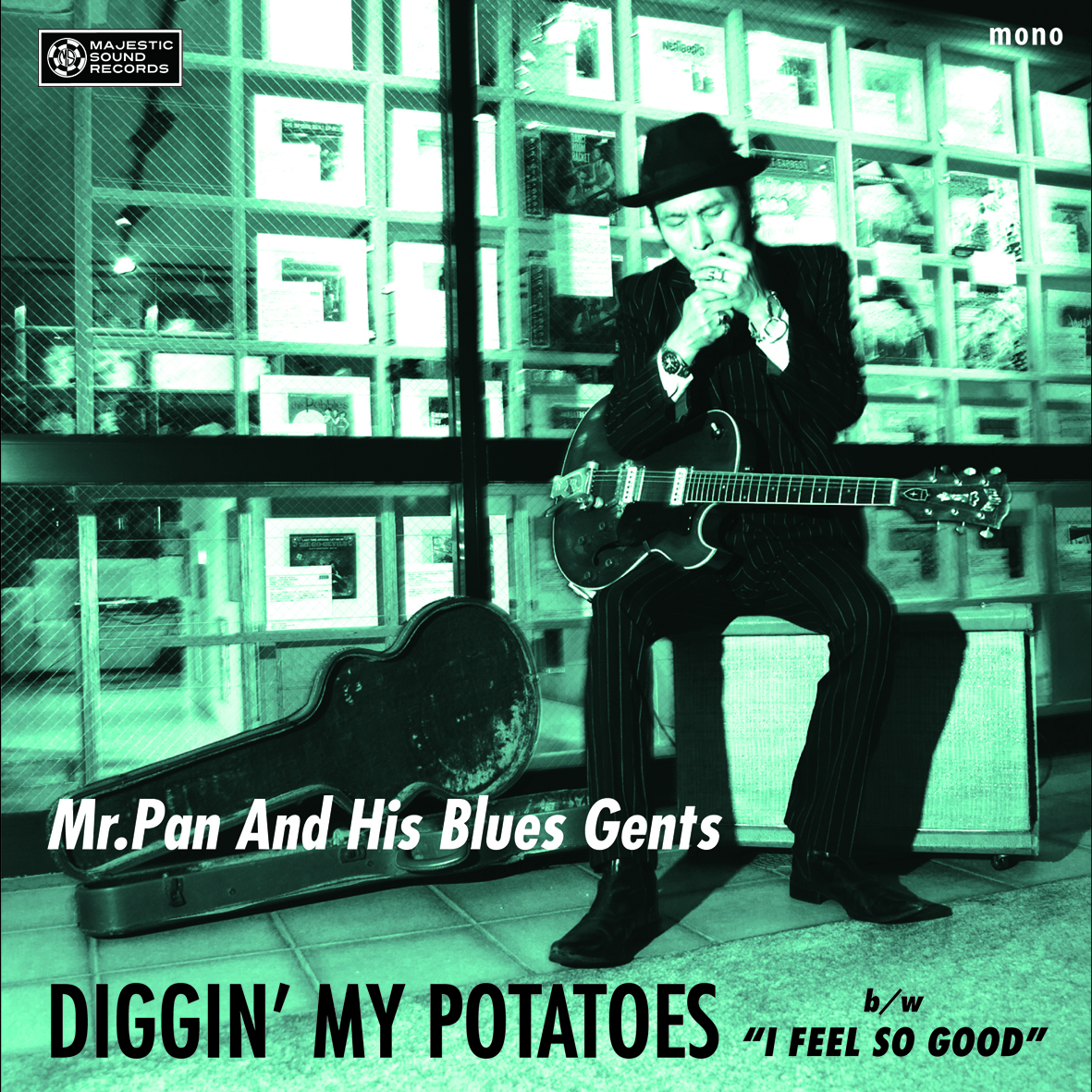 021_2_MR.PAN AND HIS BLUES GENTS	DIGGIN' MY POTATOES