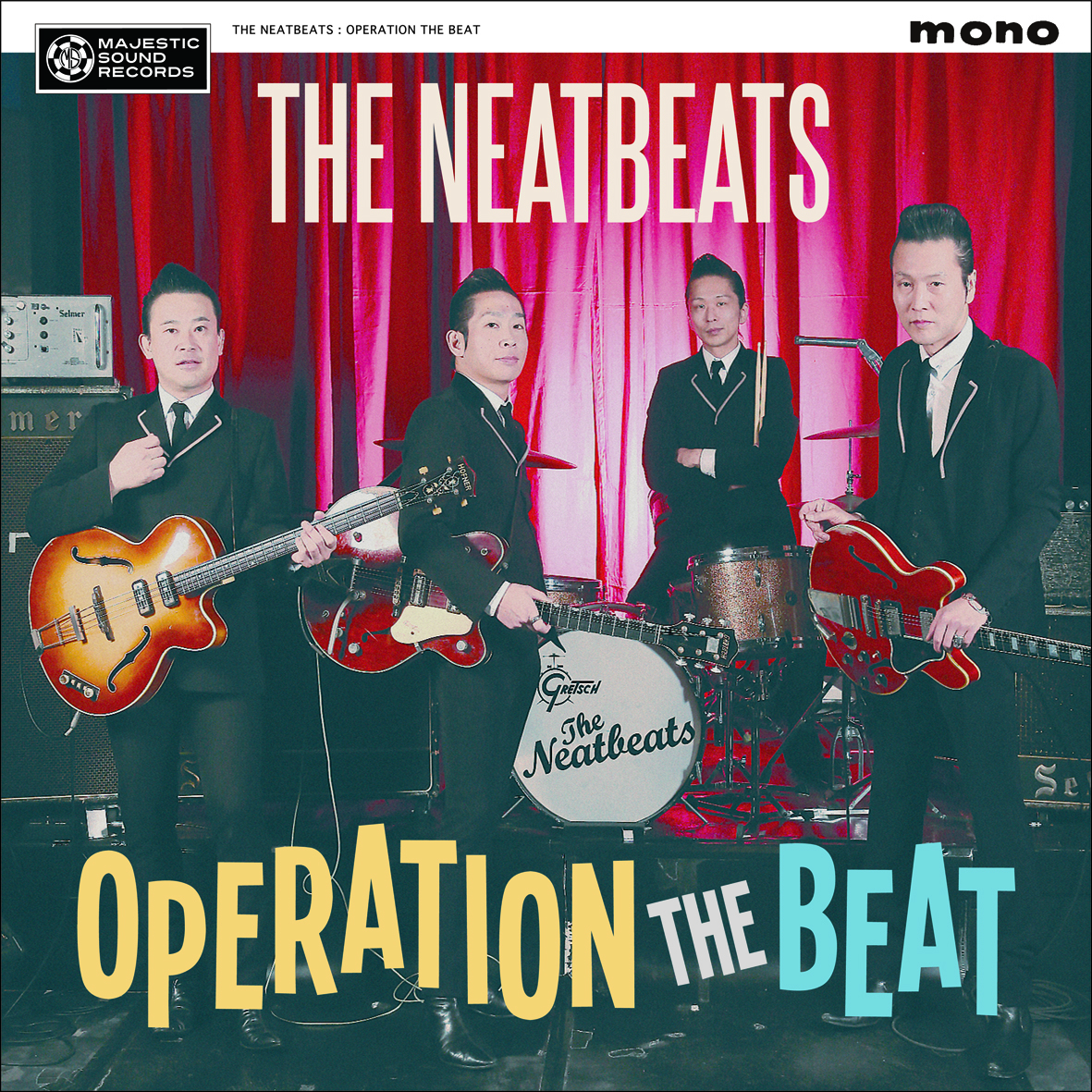 039_THE NEATBEATS	OPERATION THE BEAT