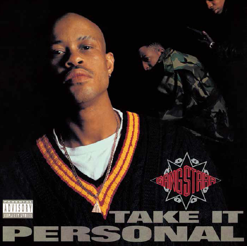 015_Gang Starr	Take It Personal / DWYCK