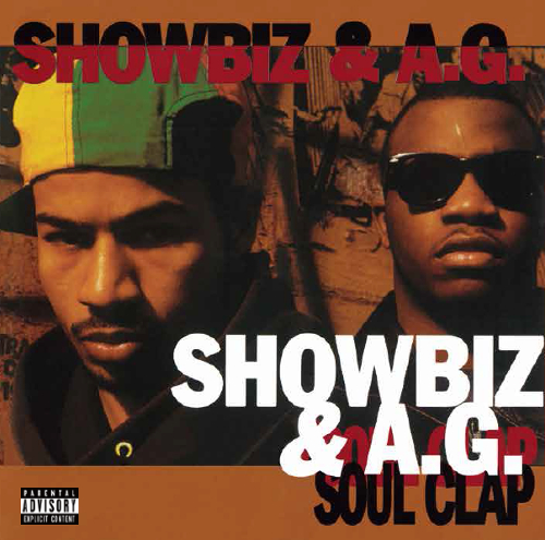 033_Showbiz & A.G.	Soul Clap (Short Version) / Soul Clap (Off Beat Mix )