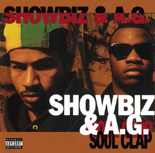 033_Showbiz & A.G.Soul Clap (Short Version) / Soul Clap (Off Beat Mix )