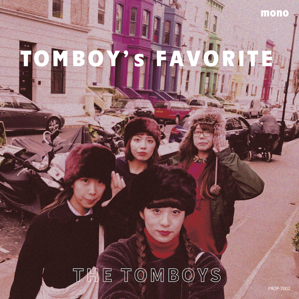 041_THE TOMBOYS	TOMBOY's FAVORITE