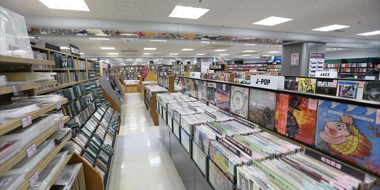 ディスクユニオン新宿セカンドハンズ店