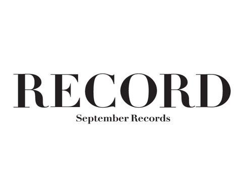 September Records(セプテンバーレコード)
