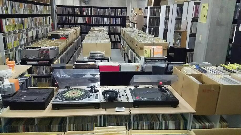 名古屋メガミックスレコード