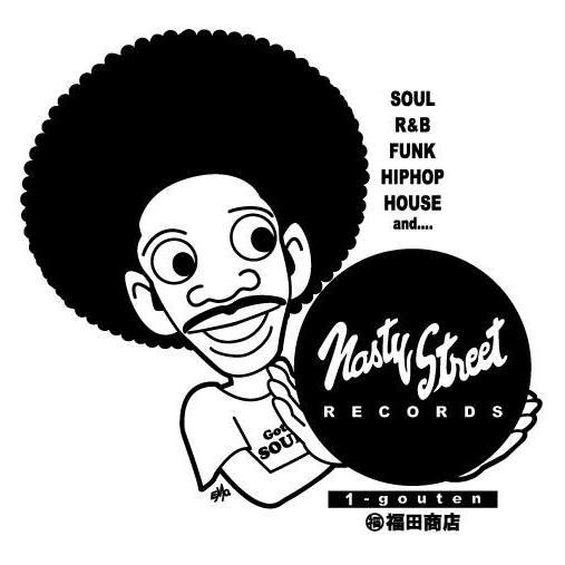 福田商店( NASTY STREET RECORDS 1号店)