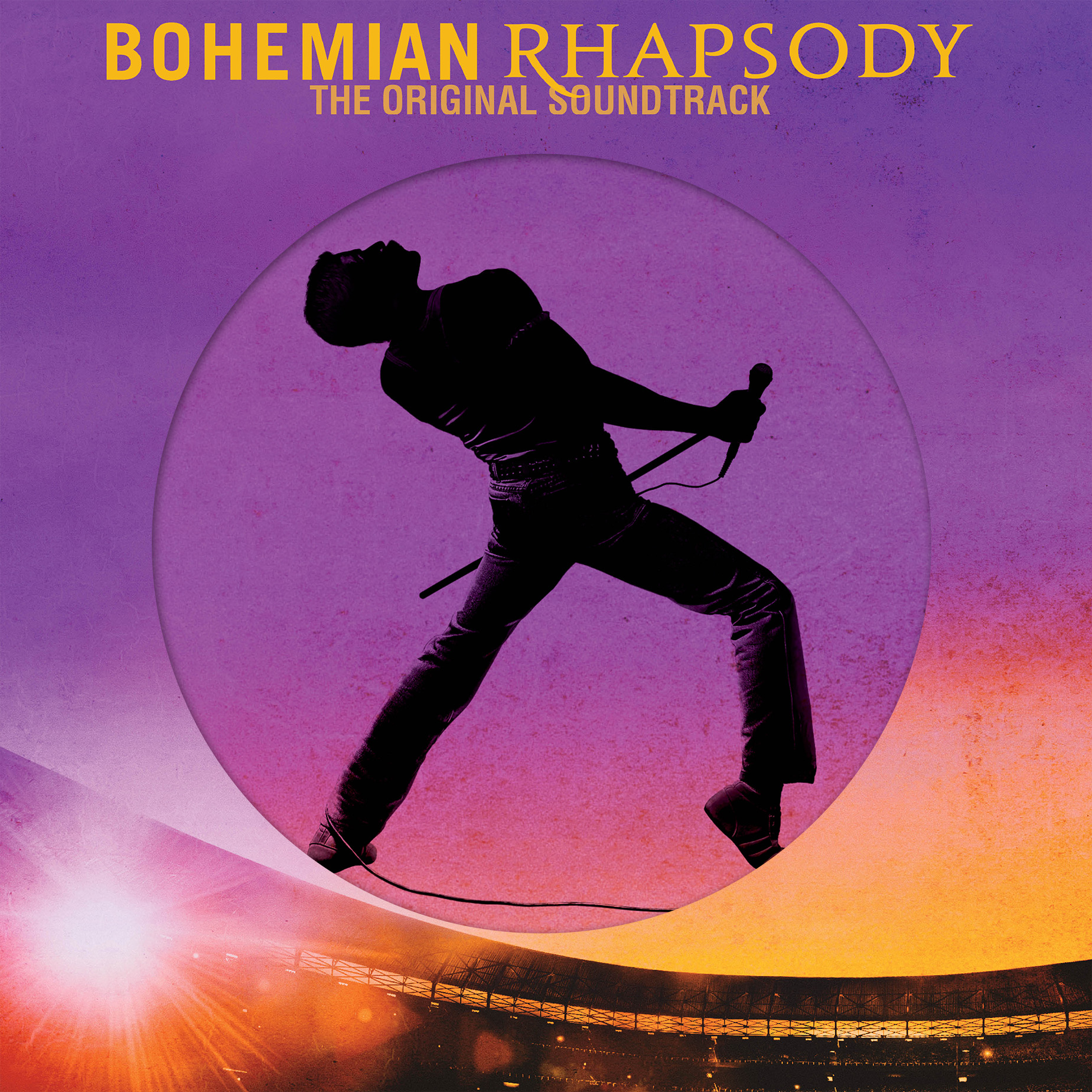 071_ボヘミアン・ラプソディー オリジナル・サウンドトラック 限定盤ピクチャー・ディスク