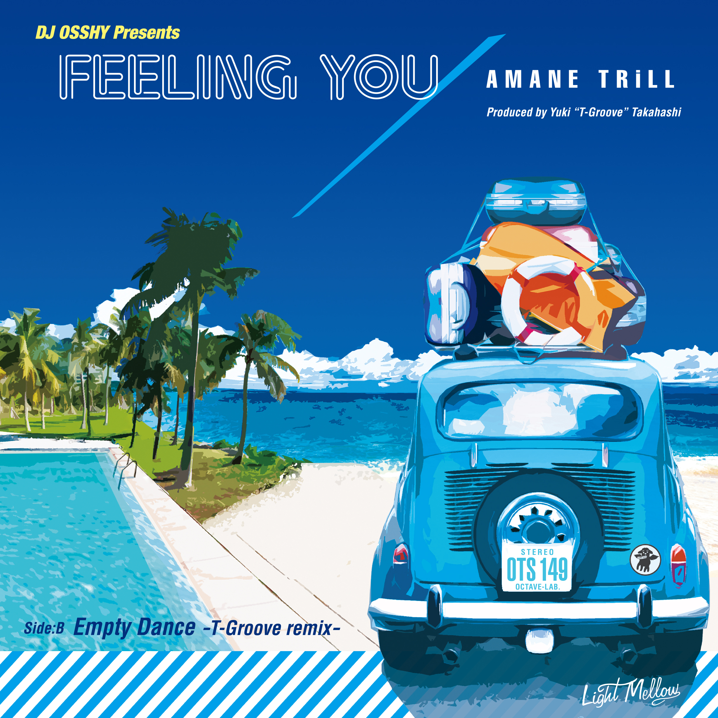 062_Feeling You / Empty Dance -T-Groove remix-