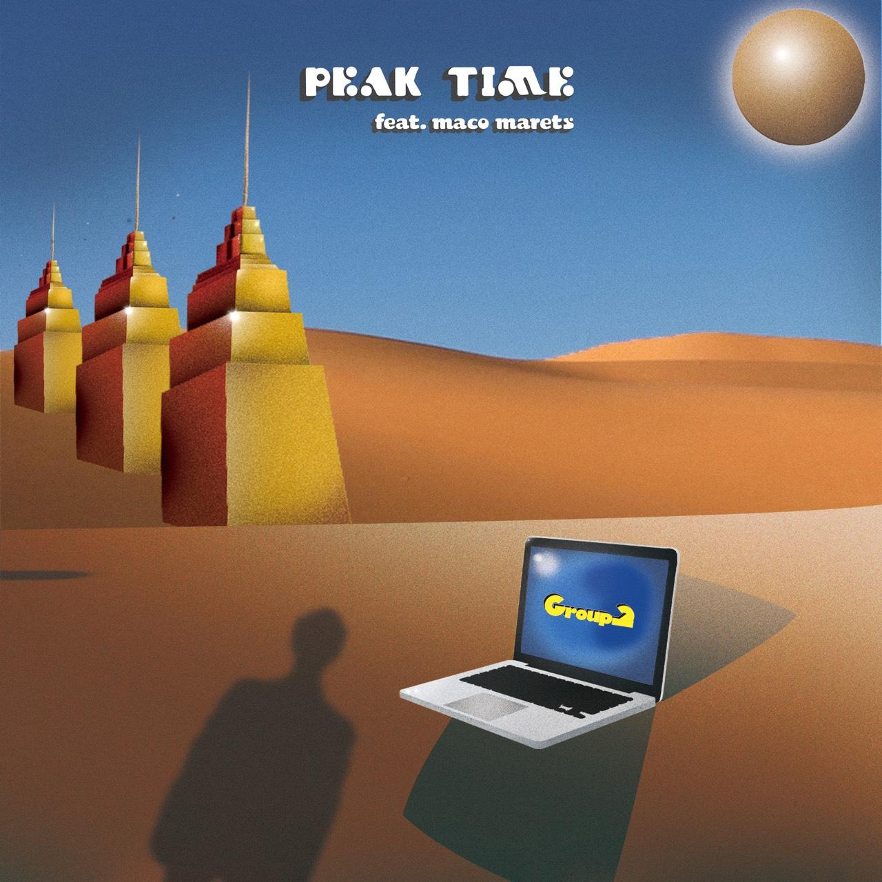 019_PEAK TIME feat. maco marets / セレモニー(Disco edit)
