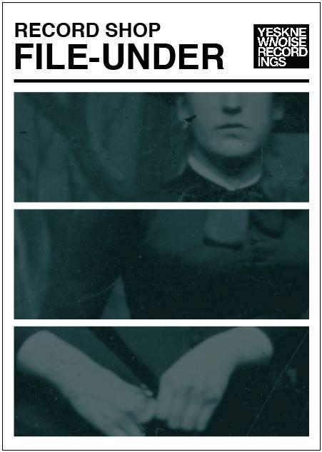 RECORD SHOP FILE-UNDER