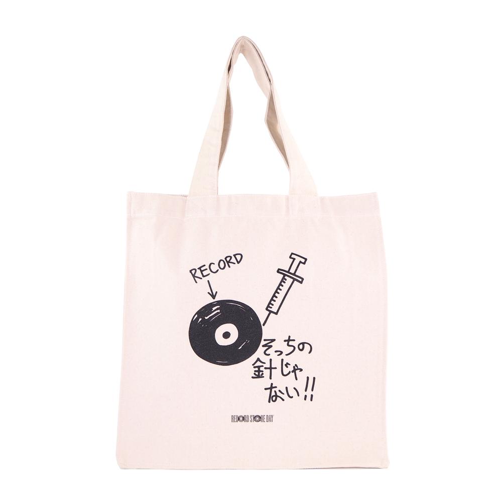 08-069 加賀美健 ken kagami X RECORD STORE DAY 2020 トートバッグ L ナチュラル