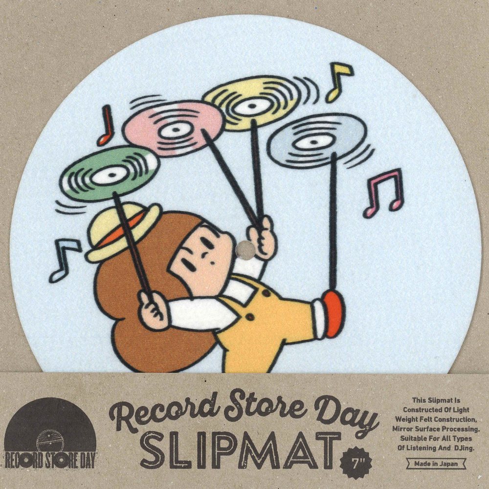 08-096 マムアン マムアン X RECORD STORE DAY 2020 7″ SLIPMAT