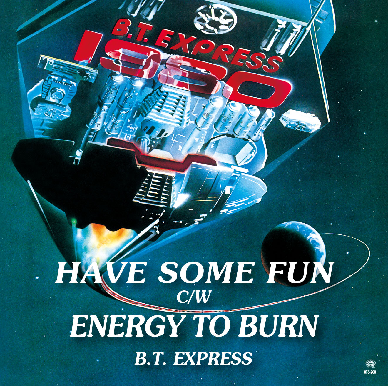 08-002 B.T. Express Have Some Fun / Energy To Burn
