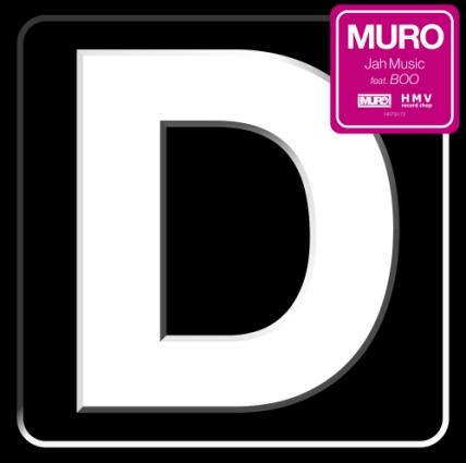 08-025 Muro feat BOO Jah Music / Jah Music (Instrumental)