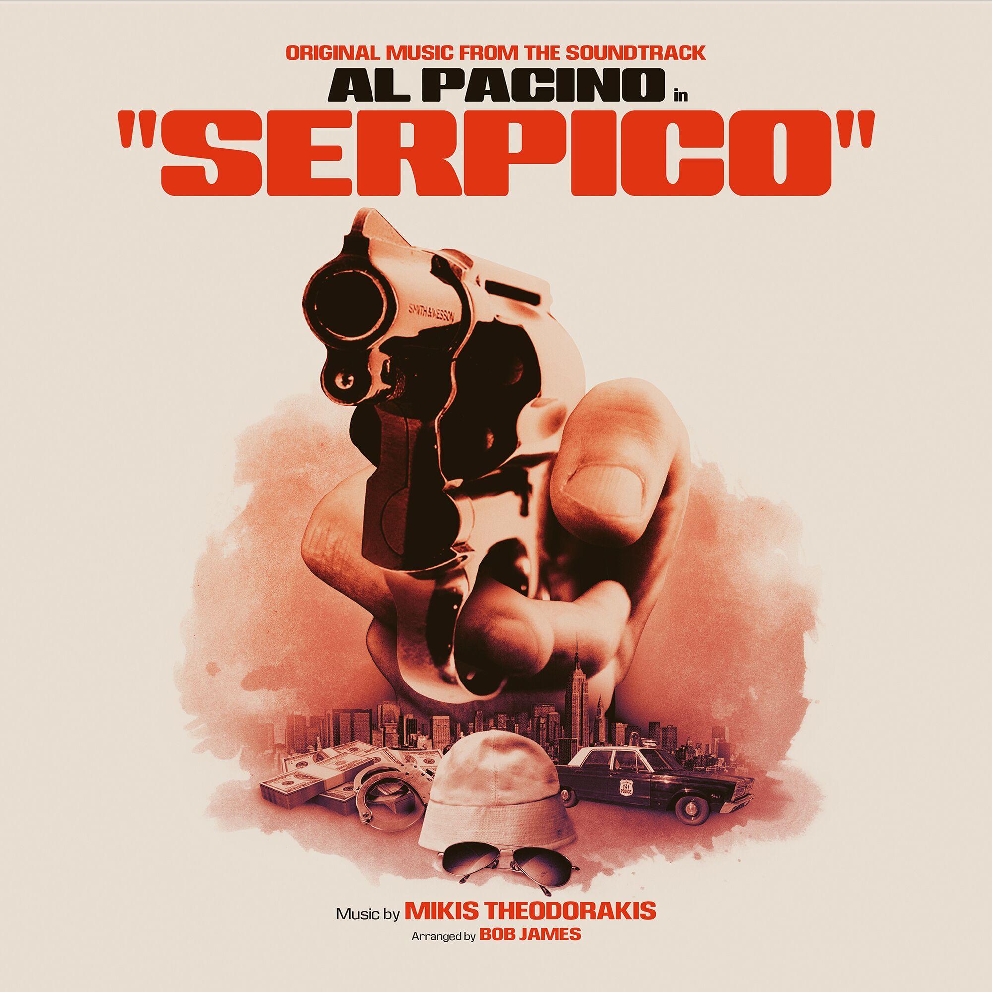 08-021 Mikis Theodorakis Serpico (OST)