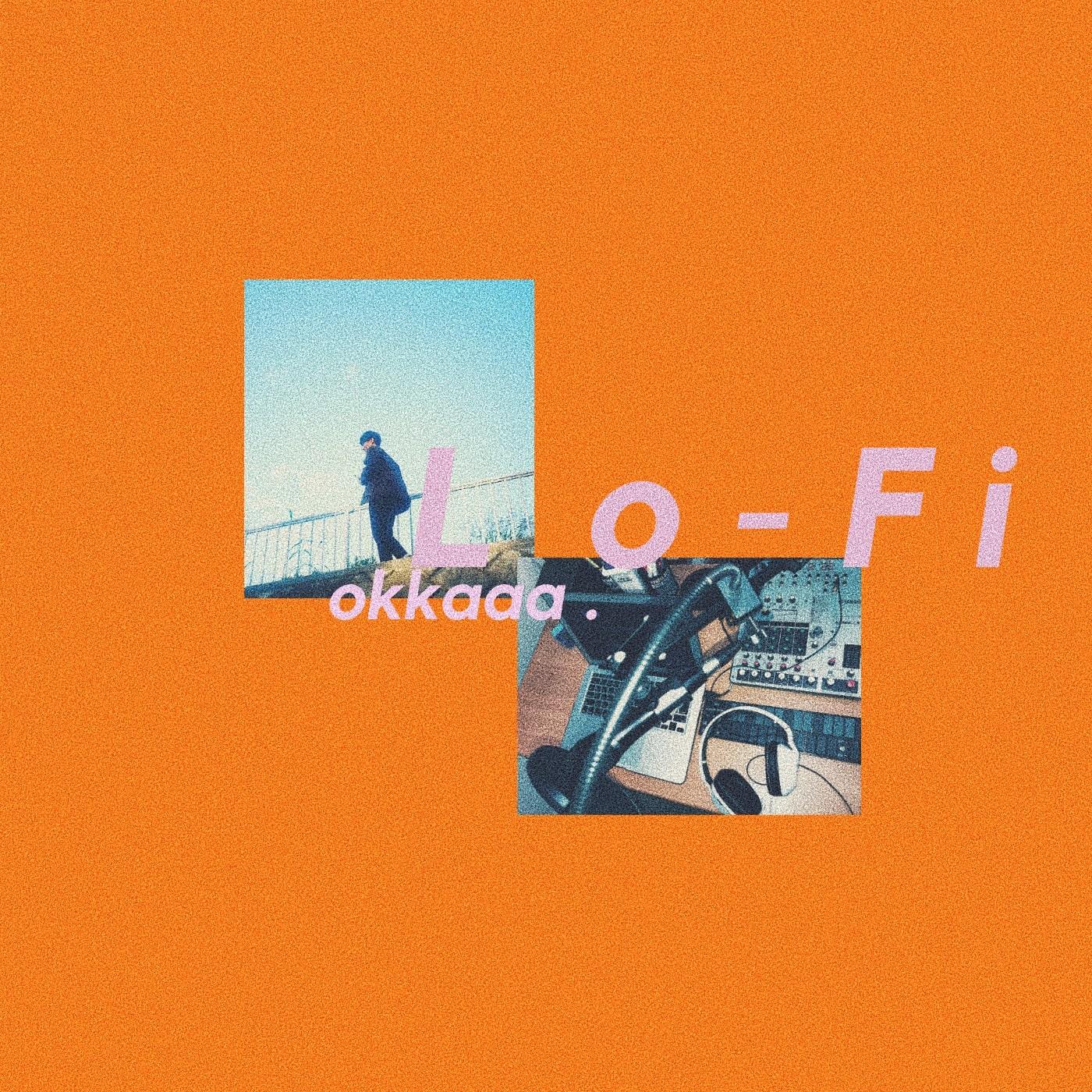 08-031 okkaaa Lo-Fi/ミックスマスター