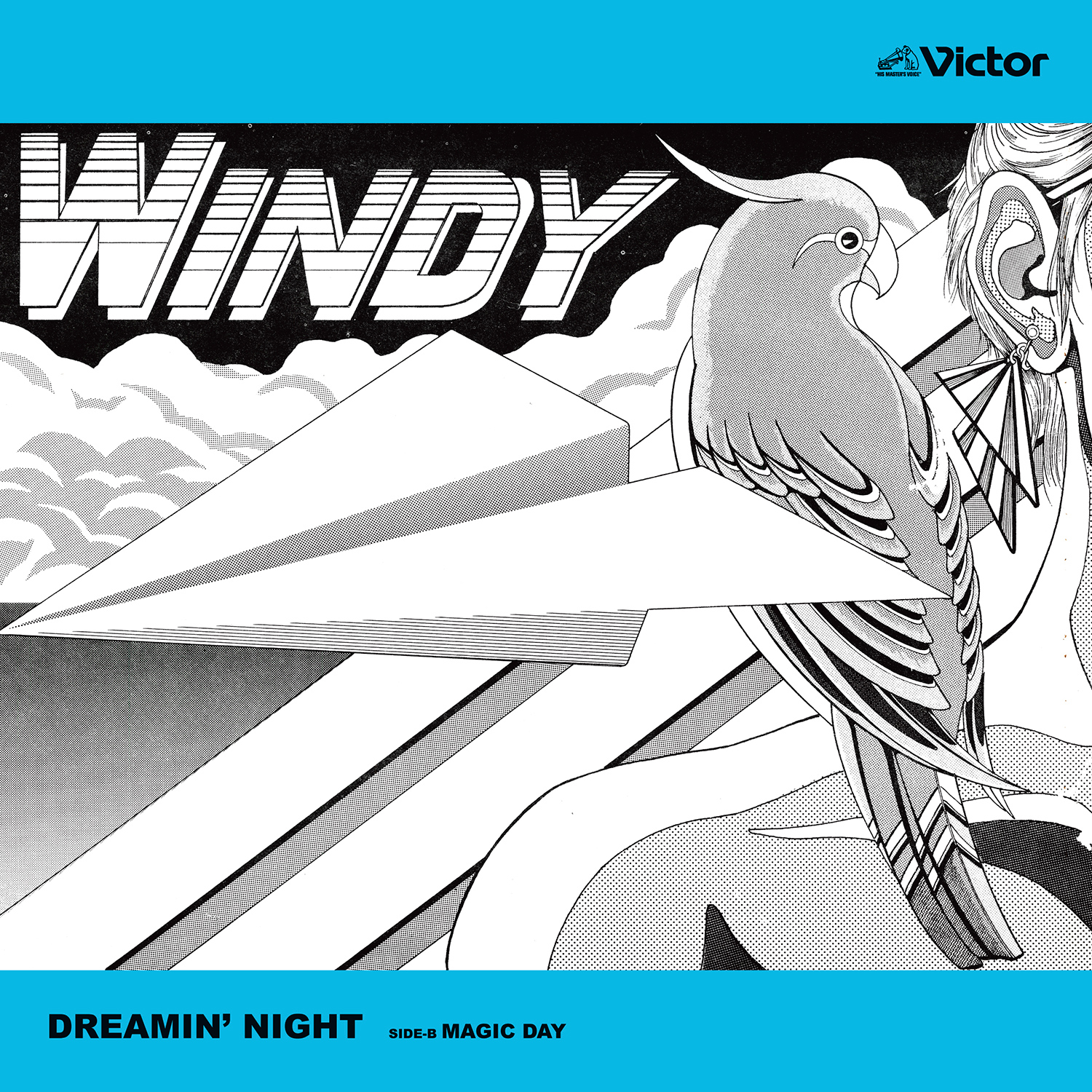 053 WINDY Dreamin' Night / Magic Day