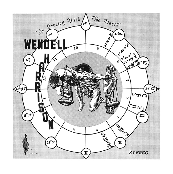 08-052 Wendell Harrison An Evening With The Devil