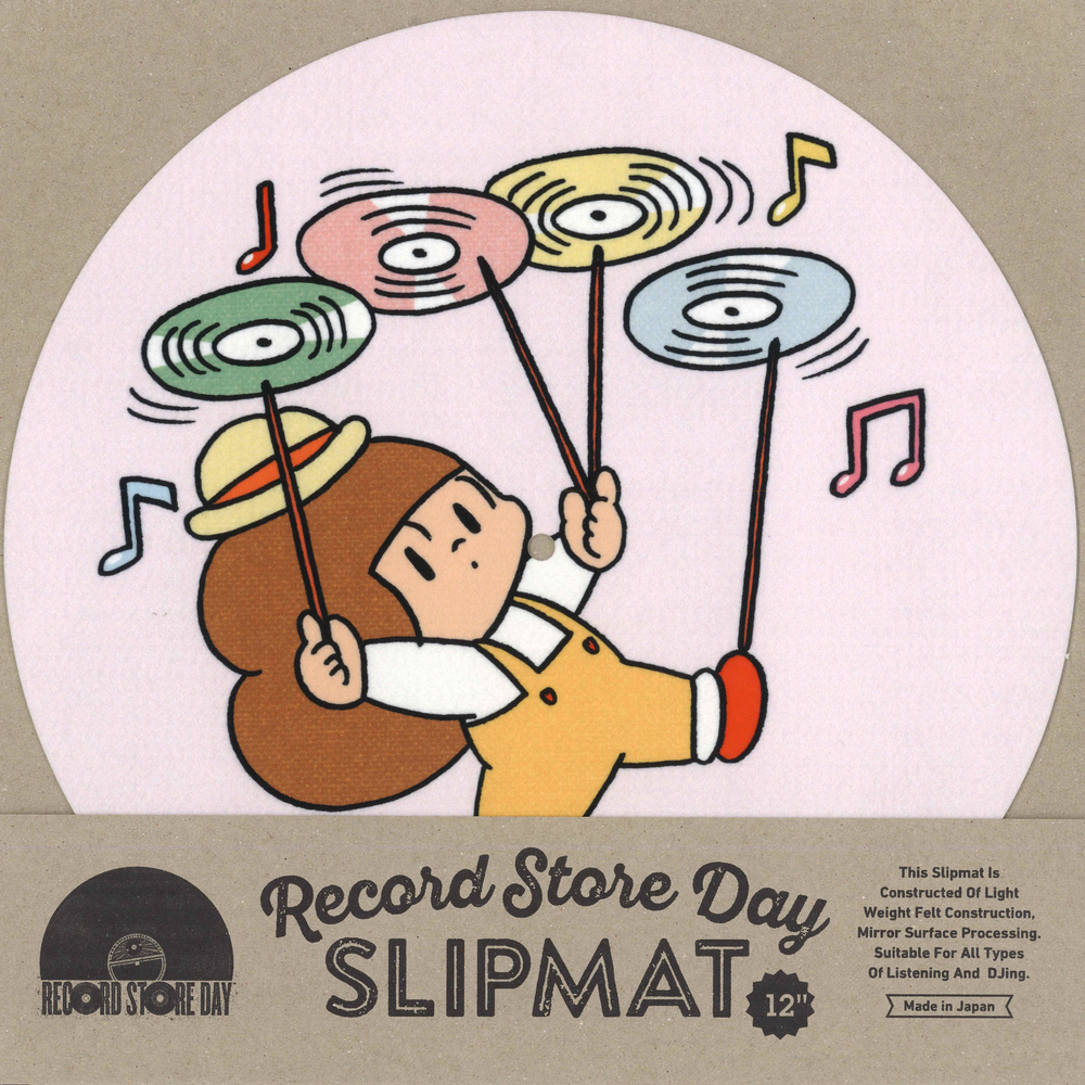 08-095 マムアン マムアン X RECORD STORE DAY 2020 12″ SLIPMAT