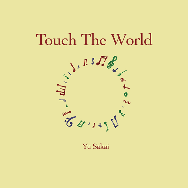 08-075 さかいゆう Touch The World