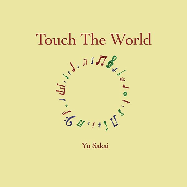 08-075 さかいゆう Touch The World