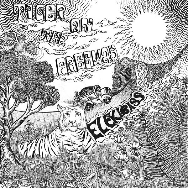 10-019 ELEKIBASS – Tiger on the freeway