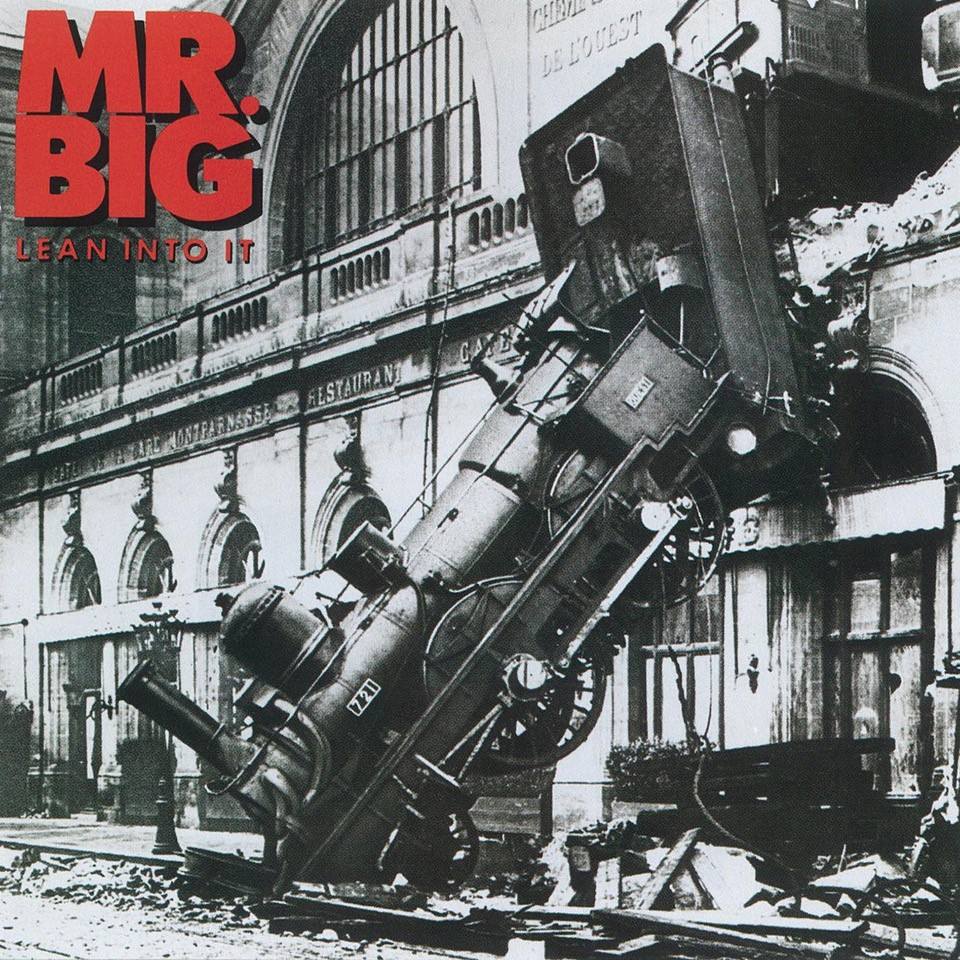 07-014 MR. BIG – Lean Into It (30th Anniversary Edition)