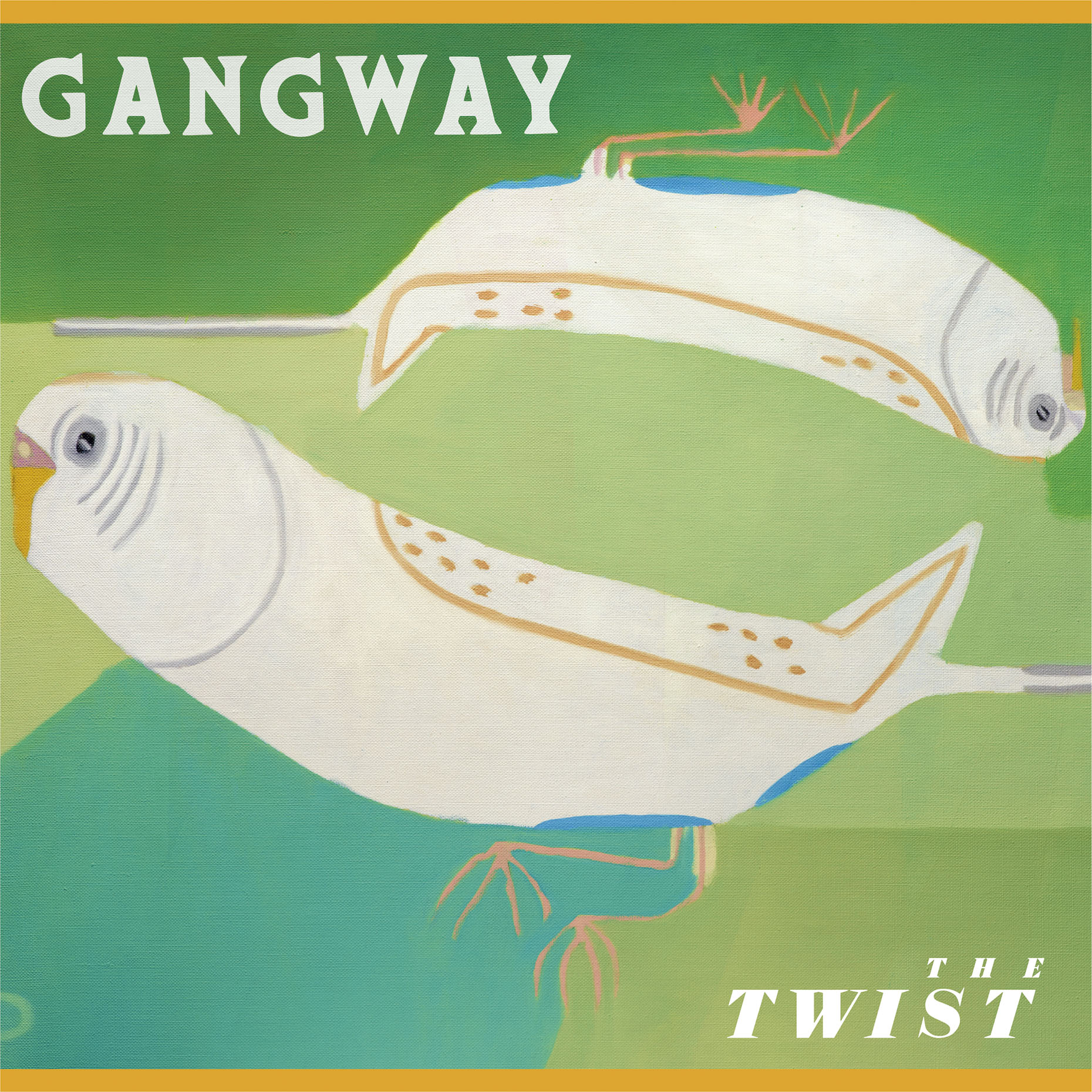 07-008-2 GANGWAY – THE TWIST