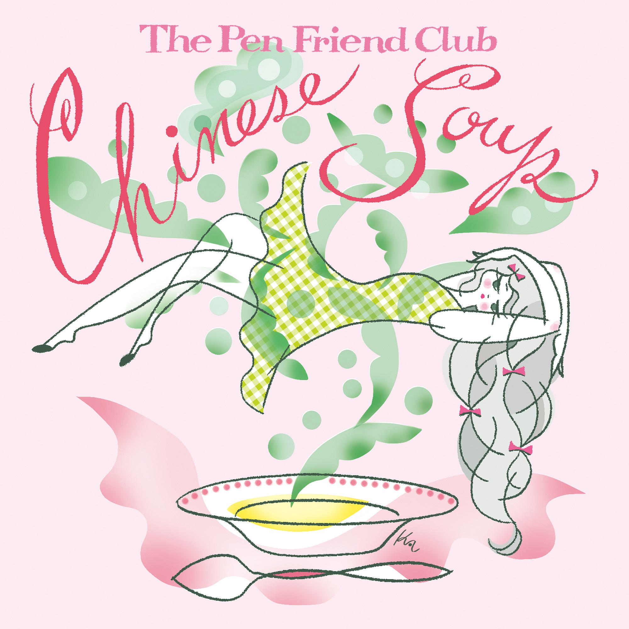 06-030 The Pen Friend Club – Chinese Soup