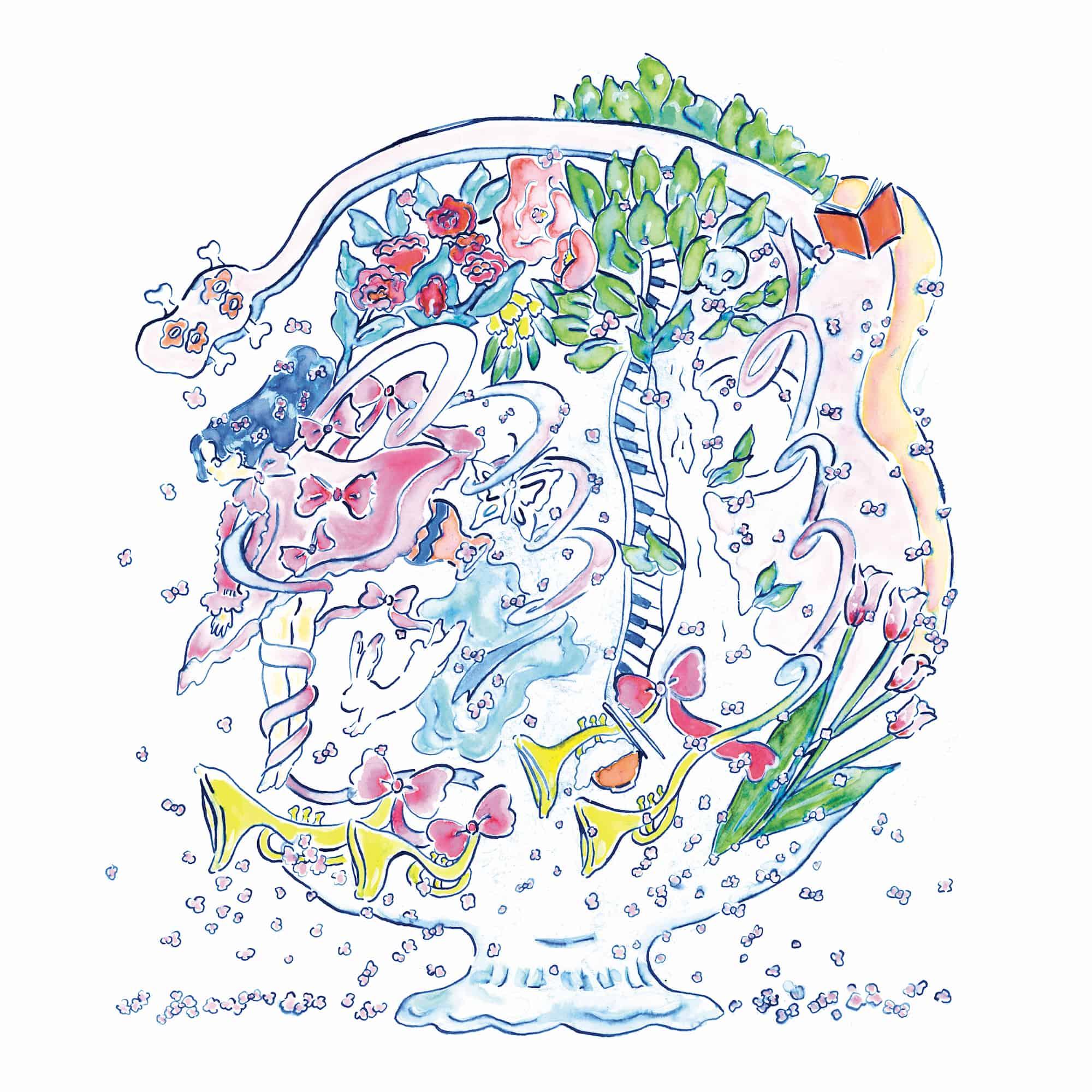 07-047 永原真夏 – 春のファンファーレ/輝けチャーハン