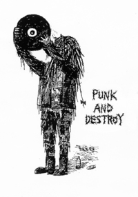 PUNK AND DESTROY